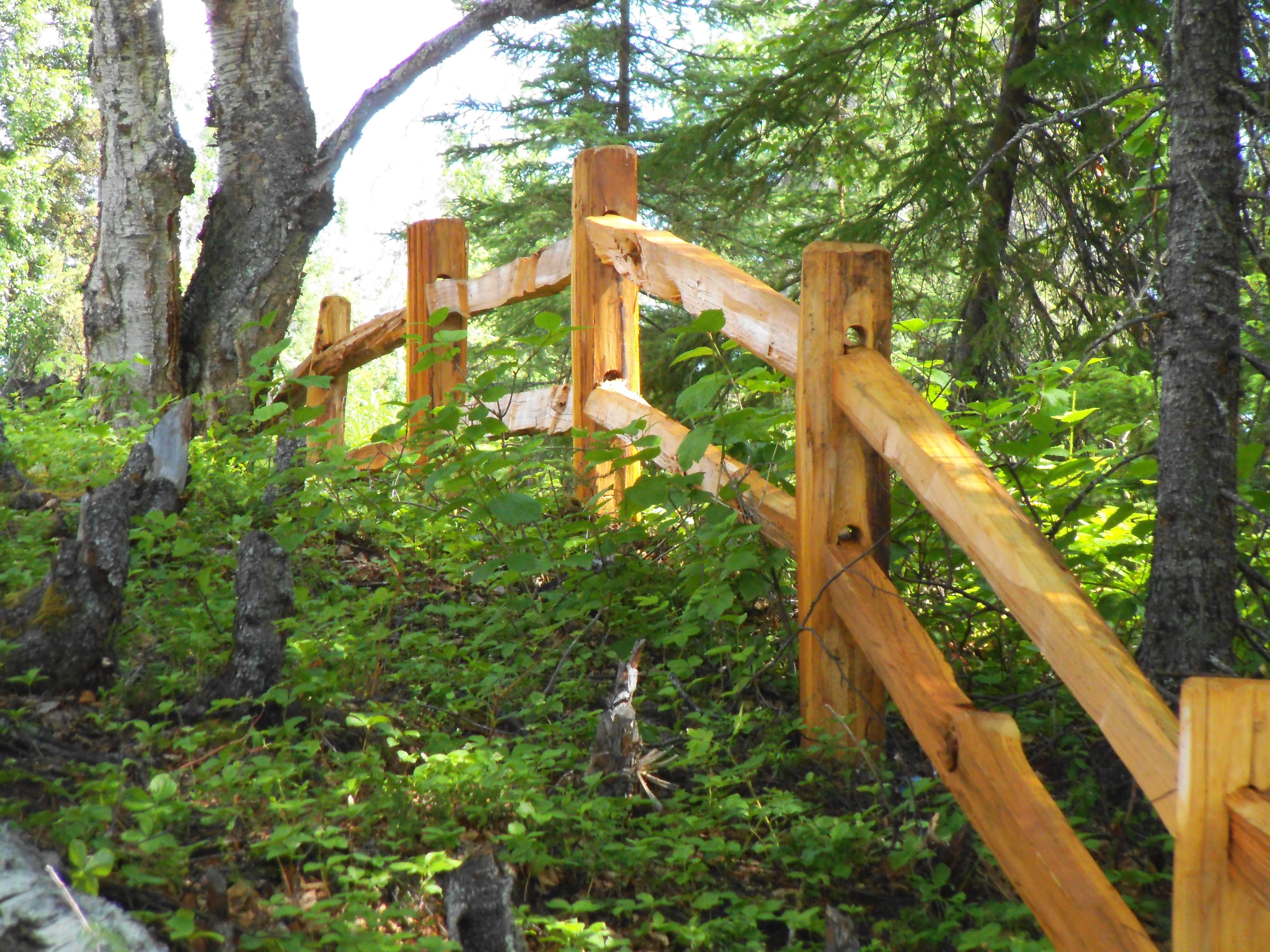 Big Lake Split Rail Fence Aaa Fence Inc